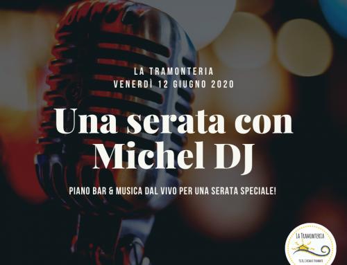 MUSICA DAL VIVO con Michel DJ🎤🎉 Venerdì 12 Giugno 2020